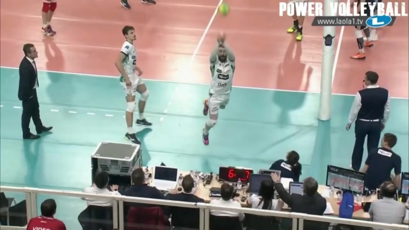The Most Creative Sets in Volleyball History (HD)