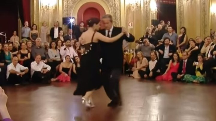 А нам сегодня 50, ещё не вечер... Как же красиво они танцуют