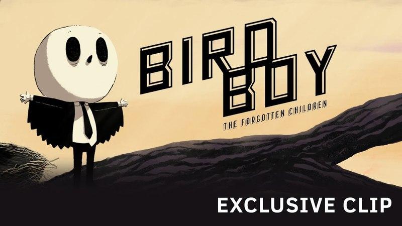 Birdboy: The Forgotten Children - Take a Trip [Official Clip 3, GKIDS]