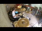 Deathspell Omega - Paracletus full album - Drum Cover