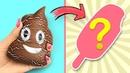 Игрушки антистресс из сквиши. Вторая жизнь старых сквиши – 9 идей