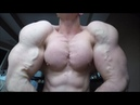 Steel Hypnotizes Muscle Fans With His Gigantic Biceps