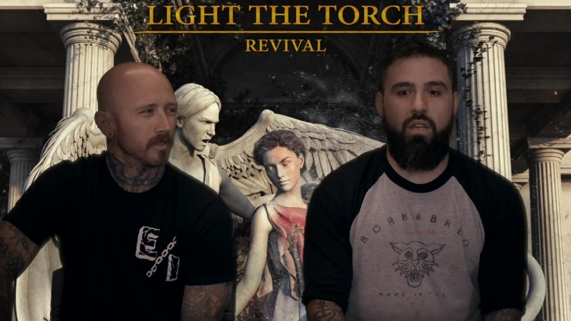 LIGHT THE TORCH - THE BAND: 2018 LINEUP