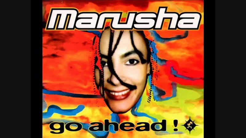 [5][154.00 G] marusha ★ go ahead !! straight ahead mix