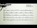 Blue Bossa -Dexter Gordons Transcription. For Bb Instruments.Carles Margarit.