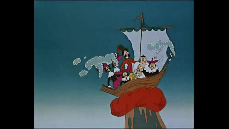 Как казаки мушкетёрам помогали , мультфильм