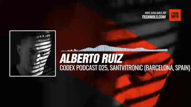 @Spartaque presents Alberto Ruiz Codex 025 Santvitronic Barcelona Spain Periscope