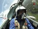 Высший пилотаж «Соколов России» на рок-фестивале «Нашествие-2013»
