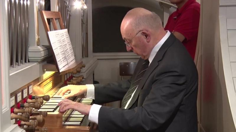 582 J. S. Bach - Passacaglia e tema fugato in do minore BWV 582 - Michael Radulescu