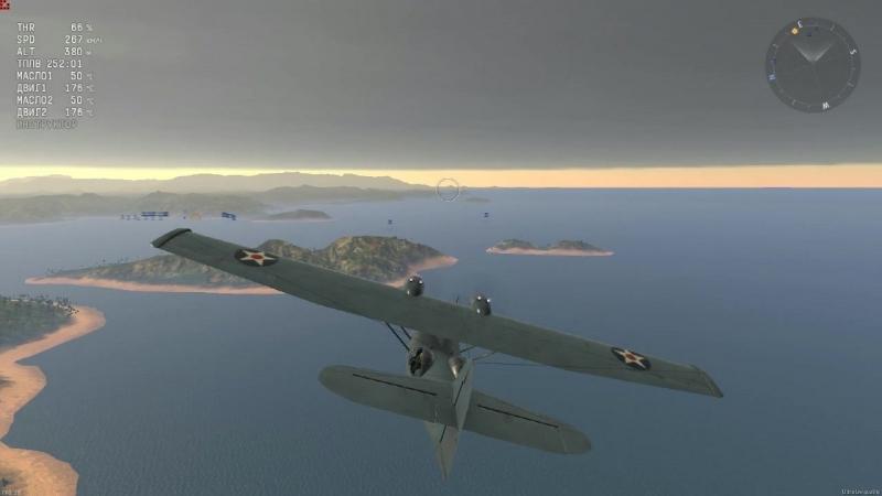 64. Летучий корабль. Миссия. PBY-5 Catalina. США. РБ. 1.79.1.60