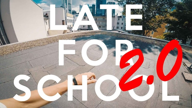 LATE FOR SCHOOL 2 0 PARKOUR POV iT HAPPENED AGAIN