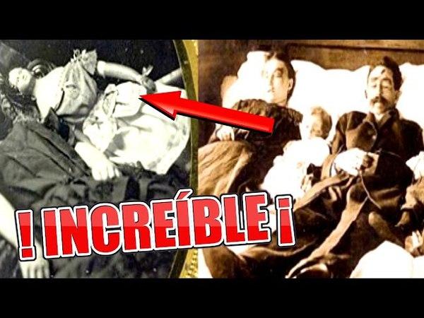 Esta es la razón por que fotografiaban a los muertos en épocas victorianas