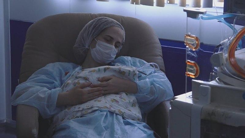 UTV. Благодаря уфимцам в РДКБ установили компаундер для недоношенных детей