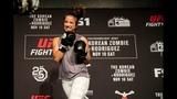 UFC Denver Maycee Barber Open Workout Highlights - MMA Fighting