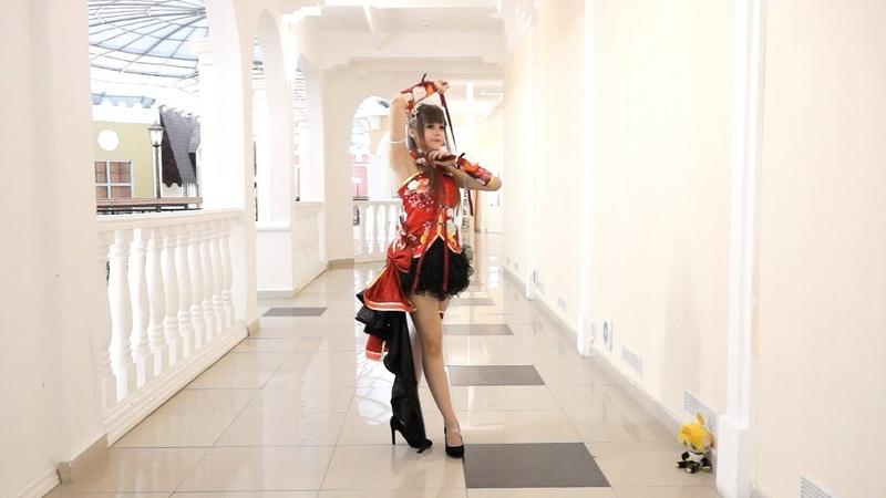 【Aya/彩】桃源恋歌[Tougen Renka]【踊ってみた】Dance Cover