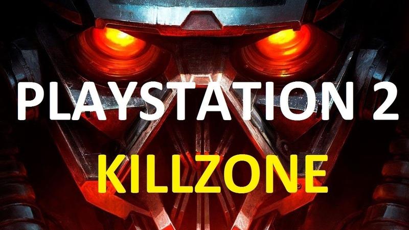 PS2 Killzone GAMEPLAY
