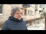 Электропровод создает неудобства жителям дома на улице Рахманинова