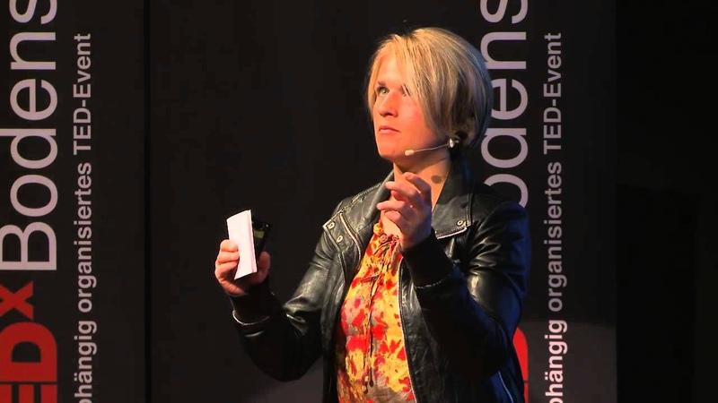 Vertrauen heißt Training: Verena Bentele at TEDxBodensee