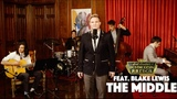The Middle - Jimmy Eat World (Bobby Darin Style Cover) ft. Blake Lewis