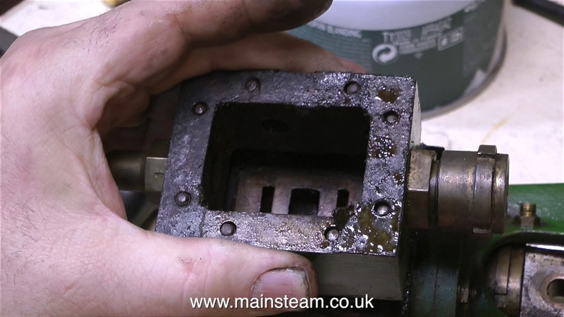 IN THE WORKSHOP - STUART MODELS 5A STEAM ENGINE PARTS