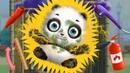 Fun Animal Babysitting Bear Care Games for Girls Panda Lu Baby Bear World Dress Up Games