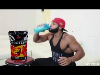 sportline by protein wars
