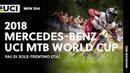 2018 Mercedes-Benz UCI Mountain Bike World Cup - Val di Sole-Trentino (ITA) / Men DHI