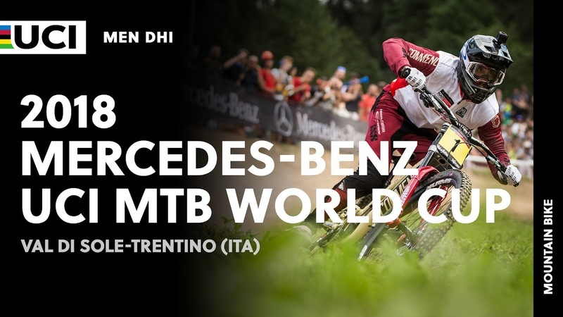 2018 Mercedes-Benz UCI Mountain Bike World Cup - Val di Sole-Trentino (ITA) Men DHI