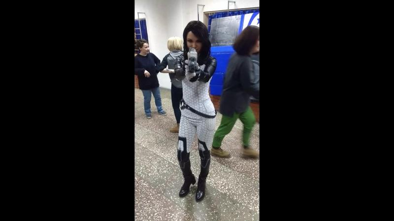 Mass Effect Элькон 2018 Миранда 360