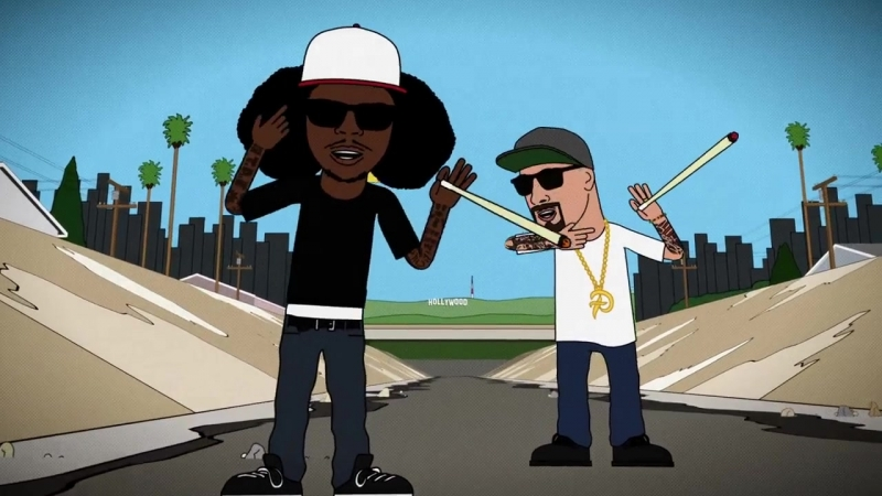 B-Real - Stix N Stones ft. Ab-Soul (Official Video) - BREALTV
