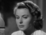 Casablanca (1942) Play it Sam, Play As Time Goes By. Ingrid Bergman, Humphrey Bogart, Sinatra sings