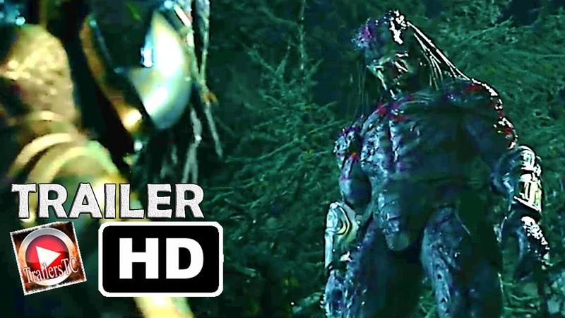 El Depredador (2018) Trailer Oficial 2 Subtitulado Español