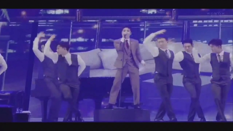 180331 DO Kyungsoo @ EXO PLANET 4 The ElyXiOn in Japan