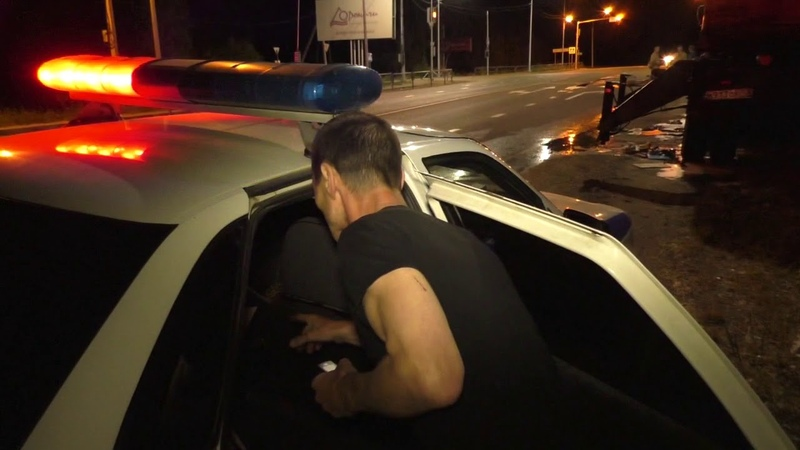 Задержали императора за поджог автокрана д Соски Место происшествия 07 08 2018