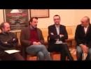 Conferenza stampa dellattore Alessandro Preziosi alla Sala Rollina del Teato de