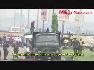 Nigerian army kill innocents abuja1