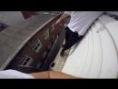 паркур на крыше