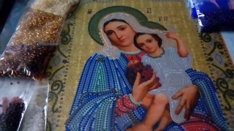 Икона Богородица Покрывающая Мой подбор