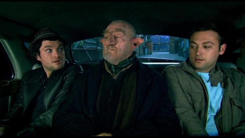 ◄Fairy Tales: Billy Goat(2008)Серенький козлик*реж.Юрос Лин