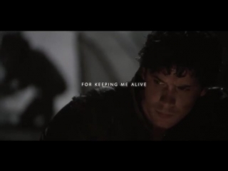 bellarke | everything he's done has always been to protect her