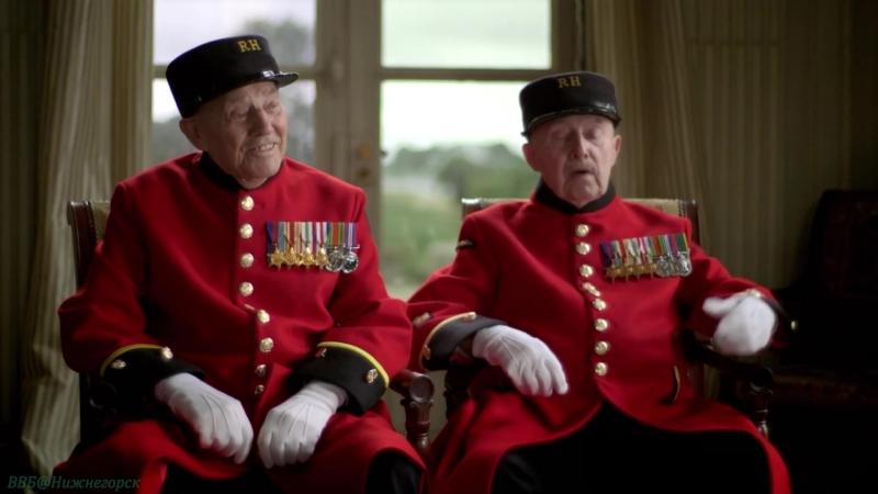 BBC «Последние герои высадки в Нормандии» (2 серия) (Документальный, история 2-ой мировой войны, 2013)