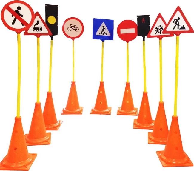 Дорожні знаки для дітей: як привчити змалечку