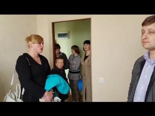 Предоставление некачественного жилья детям-сиротам в Долгоруковском районе Липецкой области