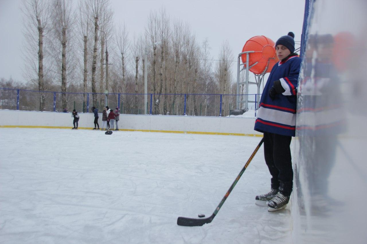 В Ярославле 19 муниципальных катков готовы принять посетителей