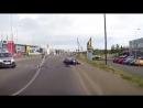 Очень жестокие и страшные мото аварии и ДТП Moto crash compilation
