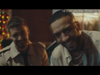 Liam Payne, French Montana - First time [RUS SUB]