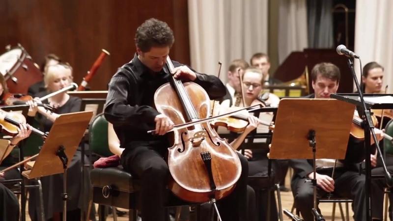 E. Elgar Cello Concerto in E minor, op 85 -27.02.2018