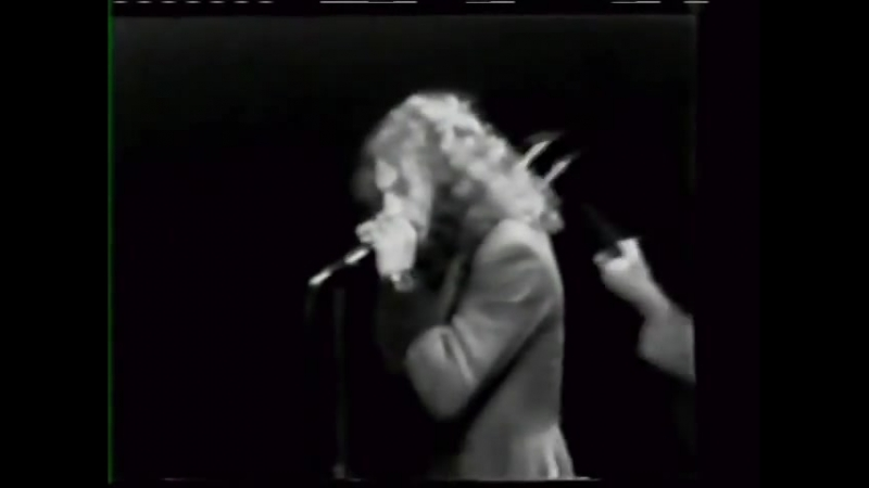 Jethro Tull A New Day Yesterday Live Fillmore East 1970