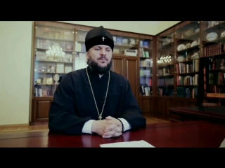 Архиепископ Амвросий Петергофский - Что такое Херувимская песнь🔥