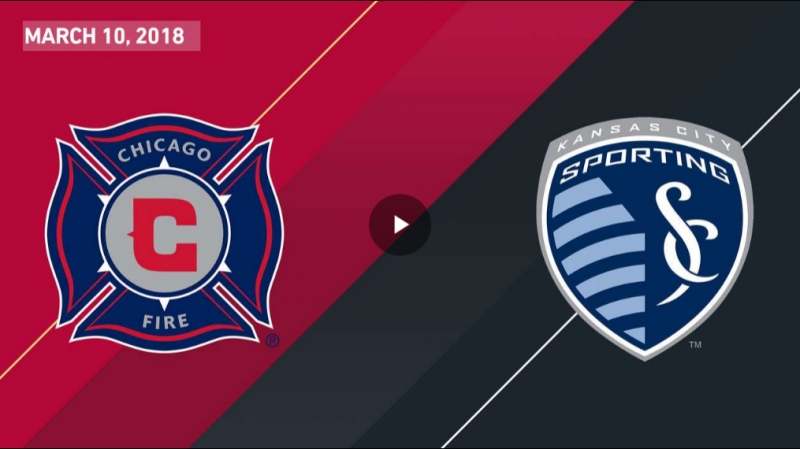 HIGHLIGHTS: Chicago Fire vs Sporting Kansas City | March 10, 2018